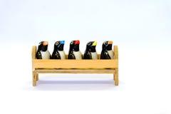 Bambole del pinguino Immagine Stock