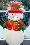 Bambole del pupazzo di neve Immagine Stock Libera da Diritti