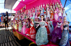 Bambole di Barbie Fotografia Stock Libera da Diritti
