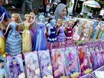 Bambole di Barbie Immagini Stock