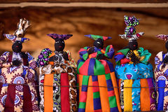 Bambole di herero Fotografia Stock Libera da Diritti