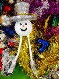 Bambole di Natale Immagini Stock Libere da Diritti