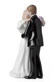 Bambole di nozze Fotografie Stock