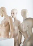 Bambole femminili Fotografia Stock Libera da Diritti