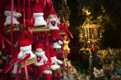 Bambole Handmade Fotografia Stock