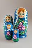 Bambole russe - matrioshka Fotografia Stock Libera da Diritti