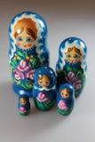 Bambole russe - matrioshka Immagini Stock