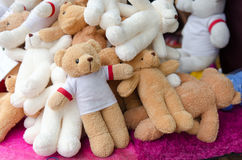 Bambole speciali dell'orso fotografie stock libere da diritti