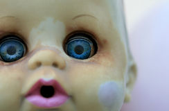 Bamboletta Fotografia Stock Libera da Diritti