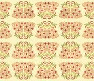 bamboo востоковедная картина Стоковое Изображение RF