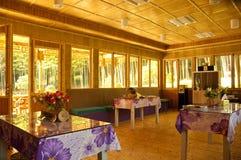 bamboo дом Стоковая Фотография