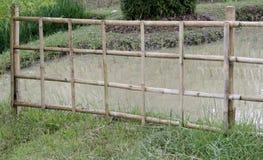 bamboo загородка Стоковые Изображения