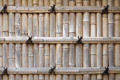 bamboo загородка Стоковые Фотографии RF