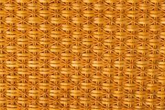 bamboo конец корзины вверх Стоковые Изображения RF