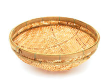 bamboo корзина Стоковые Изображения