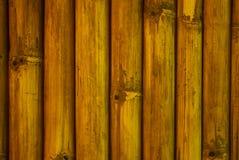 bamboo перегородка Стоковая Фотография RF