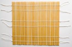 bamboo половик Стоковое Фото