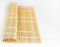 bamboo половик Стоковые Фотографии RF