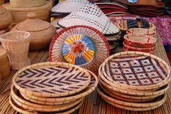 bamboo продукты Стоковое Изображение RF