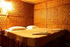 bamboo река спальни Стоковое Изображение