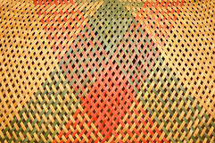 bamboo ремесленничество Стоковое Изображение