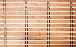 bamboo салфетка деревянная Стоковая Фотография RF