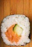 bamboo суши плиты Стоковое Изображение