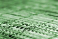 bamboo таблица бегунка Стоковые Фотографии RF