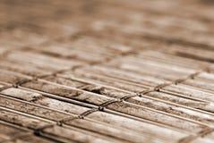 bamboo таблица бегунка Стоковые Фото