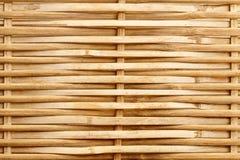 Bamboo текстура и предпосылка Стоковые Изображения RF