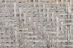 Bamboo текстура и предпосылка Стоковая Фотография RF