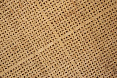 bamboo текстура корзины Стоковое фото RF