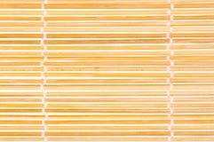 bamboo текстура сторновки ручки циновки Стоковое Изображение