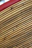bamboo текстура тросточки стоковая фотография