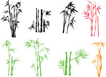 bamboo хворостина Стоковая Фотография RF