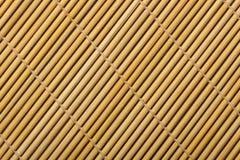 bamboo циновка Стоковая Фотография RF