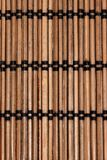 bamboo циновка Стоковые Изображения RF