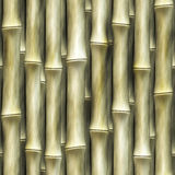 Bamboo. Illustration of Bamboo. A seamlessly tiling texture Stock Images