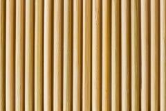 Bamboo. Closeup of makisu bamboo sushi mat Royalty Free Stock Photography