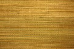 Bamboo. Curtain Background Material, brown Royalty Free Stock Images