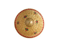 bamboo шлем Стоковые Фото