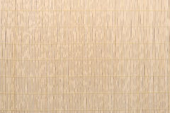 текстура скатерти предпосылки bamboo Стоковое Фото