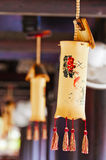 Bamboo  adornment Royalty Free Stock Photos