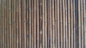 Bamboo arrangement pattern texture background. Abstract bamboo wood is famous material for make fence stock image