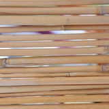 Bamboo background. The dry bamboo sticks background Stock Photo