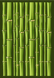 Bamboo background. High resolution Seamless Wicker texture, an illustration Stock Photography
