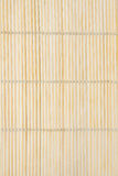 Bamboo background. Of beige color Stock Photography