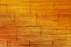 Bamboo background. Wood texture with natural patterns Royalty Free Stock Images