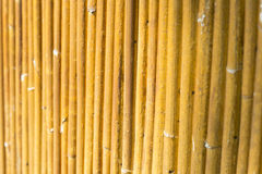 Bamboo background. Close up bamboo wall background Stock Photos