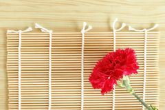 Bamboo background floral flower Royalty Free Stock Photography